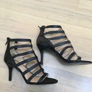 Nine West strappy size 6.5 high heel sandals